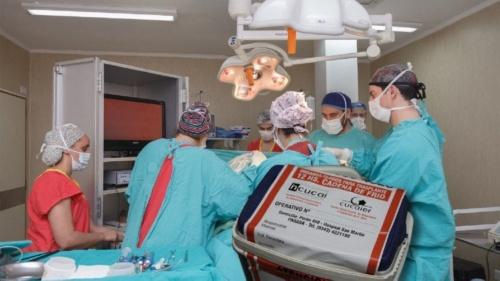 Se hizo en Bahía el 34º proceso de donación de órganos que posibilitó tres trasplantes. Es el 8º en el Hospital Penna