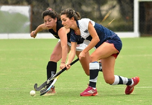 Hockey Femenino Liga Nacional - Monte Hermoso con Ivana Masars se aseguró su permanencia en la Liga.