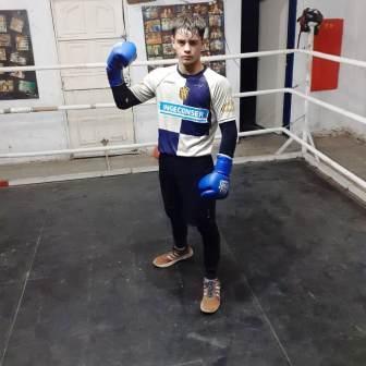 """Box - Juan """"Guadaña"""" Martínez se presenta el 14 de setiembre en Bahía Blanca."""