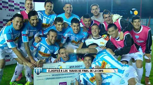 Copa Argentina - Juventud Unida con Martín Prost derrotó por penales a Crucero del Norte y pasó a 16avos de final.