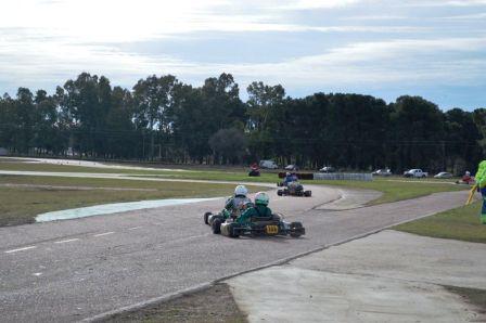 Karting - Cronograma del fin de semana en el Autódromo Ciudad de Pigüé.