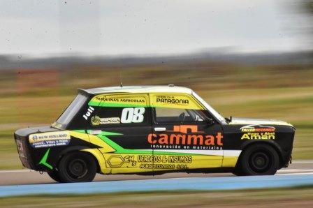 Gran Turismo de la Comarca - Nicolas Pizarro lidera el torneo a dos fechas del final.