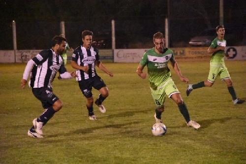 LRF - Nueva derrota de Club Sarmiento - Cayó en Tornquist ante Unión por dos a uno.