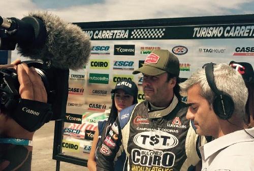 Turismo Carretera - Werner fue el ganador de la carrera del millón, mientras que Alaux finalizó 12°.