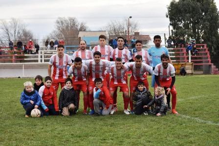 LRF - Unión Pigüé se reencontró con la victoria derrotando a Peñarol.
