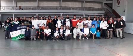 Arquería - Representantes del Tiro pigüense se hicieron presentes en Salliqueló.