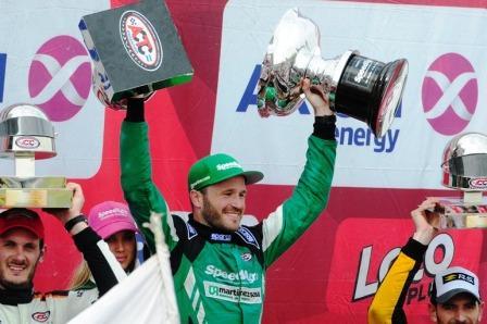 Turismo Carretera - Canapino ganó en San Nicolás en una Copa de Oro emocionante.