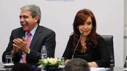 Anibal Fernandez a Juicio Oral por desvio de fondos del Futbol para Todos