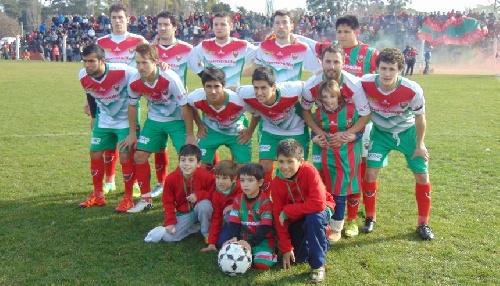 Federal B - Con gol de Carlos Navarro, Deportivo derrotó a Ferro de Olavarría en el debut del torneo. Blanco titular en el verdirrojo.