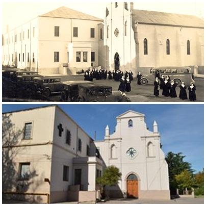 Gestión de la Comisión de Patrimonio para declarar de Interés Pcial La Capillla del INJ y las casi centenarias pinturas de Ayrinhac