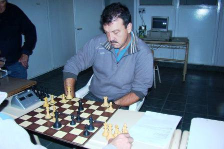 Ajedrez - Jorge Nobo venció a Palma y es uno de los 4 punteros.