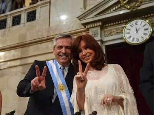 Alberto Fernández: Los hombres no gastamos mucho en peluquería, pero las mujeres sí, el Ahora 12 creo que les puede servir de mucho