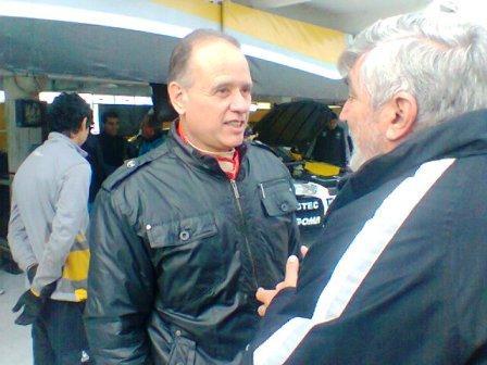 Mario Gayraud uno de los invitados al evento Leyendas del TC.