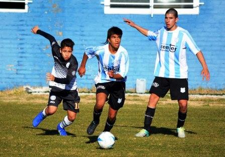 Sub 15 Nacional - Se desarrolla el torneo por regiones a lo largo y ancho del país.