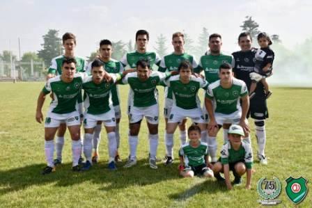 LRF - Unión de Tornquist venció a San Martín de Carhué por penales.