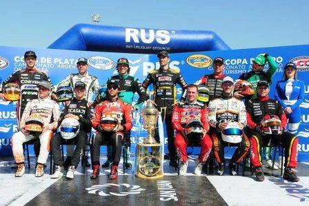 TC - Ya están definidos los 12 pilotos que pugnarán por la Copa de Oro.