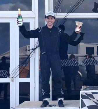 Karting del Sur - Enzo Marti se encarama a la 4ta posición del campeonato Sudam Master.