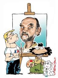 Día del Humorista honrando a Fontanarrosa