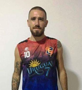Joaquín Salvi ya se encuentra entrenando con el Everest de Guayaquil.
