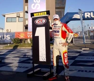 Turismo Carretera - Mariano Werner logró el record clasificatorio en San Nicolás.