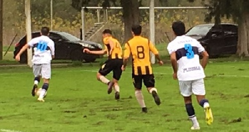 AFA - Reserva - Empate de Olimpo ante Gimnasia de La Plata - Ramiro Sánchez ingresó en el complemento.