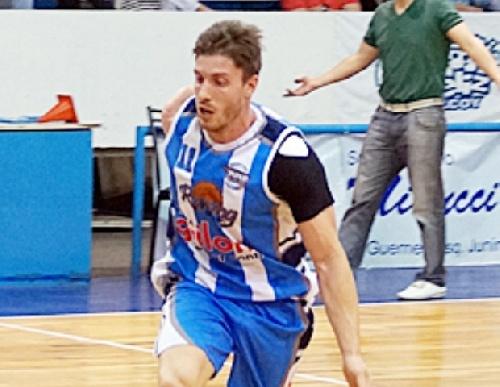 Basquet Chivilcoy - Erbel Di Pietro (21Unidades) con Rácing Club accedió a las semifinales del Torneo Apertura