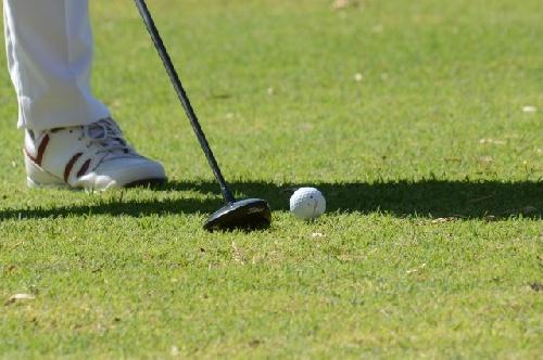 Golf - Pablo Wesner y Angel Gómez los ganadores en el Pigüé Golf.