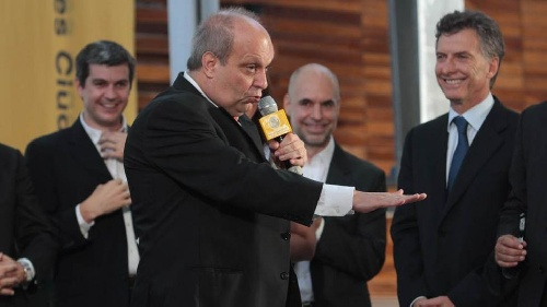 Mauricio Macri designó a Hernán Lombardi a cargo de los medios públicos