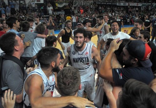 Basquet Bahiense - Napostá resultó ser el campeón 2018.