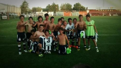 LRF Inferiores - Club Sarmiento campeón del Clausura en 5ta y 8va.