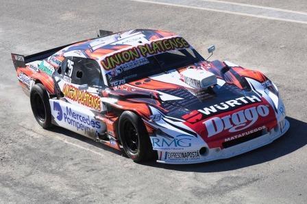 Turismo Carretera - Sergio Alaux culminó 19° en clasificación y correrá la 1ra serie.