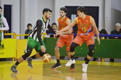 Basquet Bahiense - Bahiense del Norte se quedó con la 1°final ante Villa Mitre.