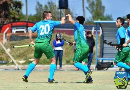 Hockey Masculino - El equipo de la Federación enfrentó a Catamarca y a Chaco.