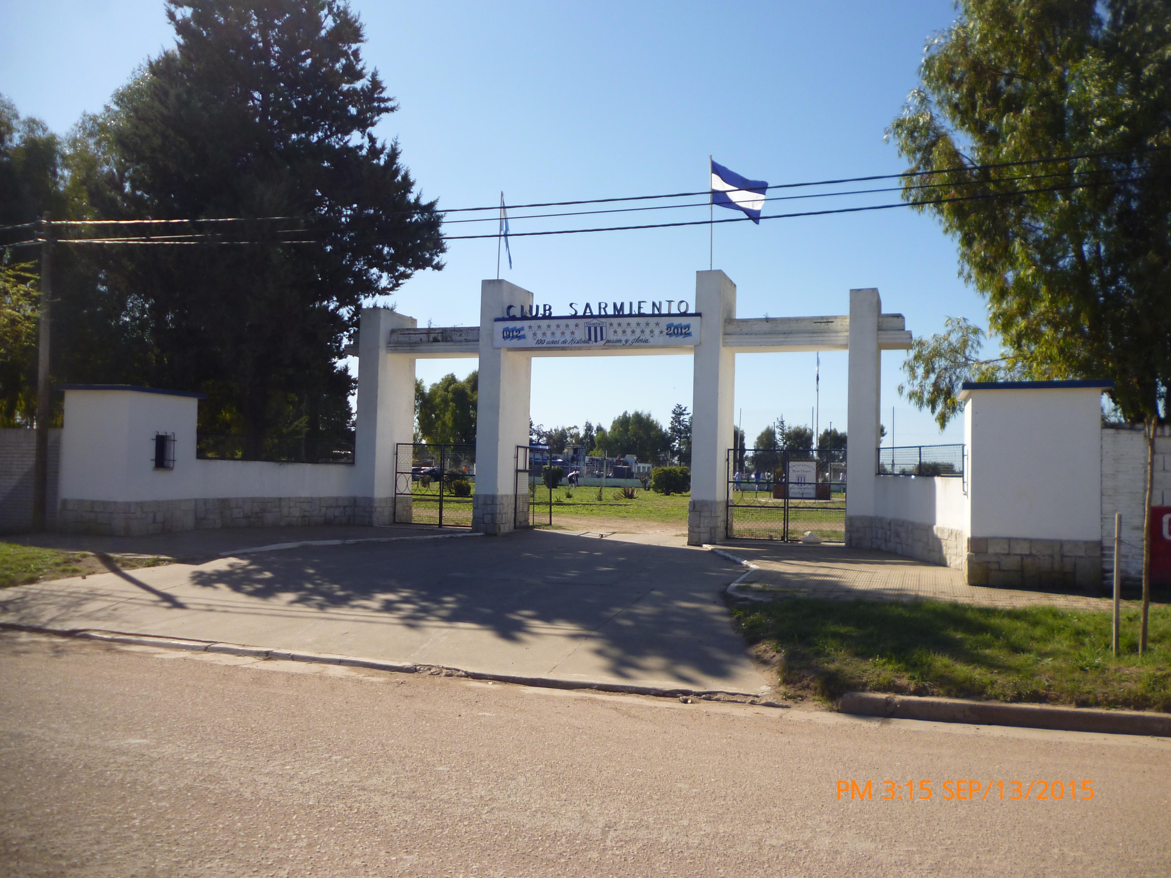 LRF - Club Sarmiento dio comienzo en la fecha a la pretemporada.