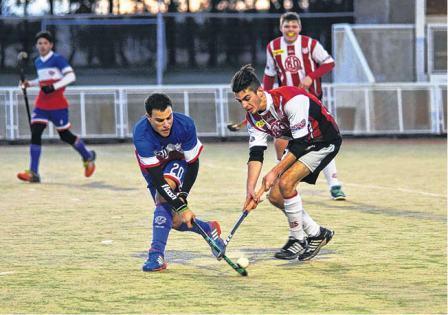 Hockey - Actividad de los equipos locales en torneos oficiales.