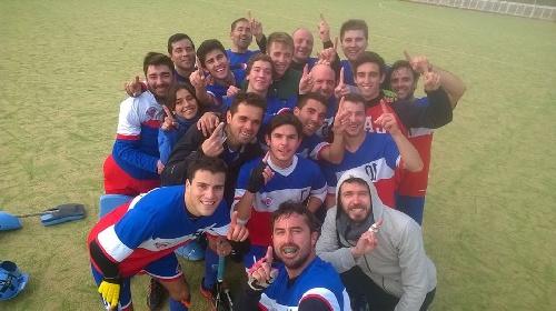 Hockey Masculino - El Cef 83 visita a Blanco y Negro y Sarmiento enfrenta a Villa Mitre.