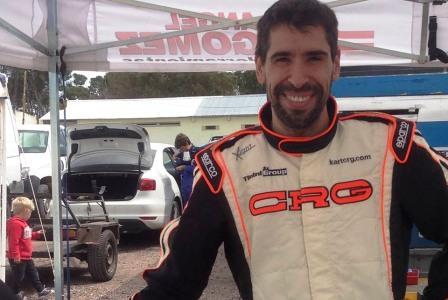 Turismo Nacional Clase 2 - Gomez Fredes avanza del 25° al 18° lugar en el campeonato.