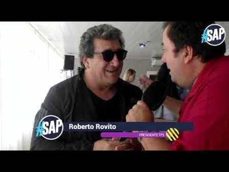 TPS -  Roberto Rovito confirmó la presencia de la categoría el primer fin de semana de julio en Pigüé.