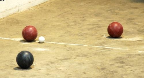 Bochas - Ya están definidas las sedes donde se jugaran los Individuales.