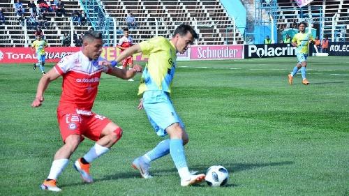 Copa Argentina - Leo González convirtió un gol para la clasificación de Temperley a Cuartos.