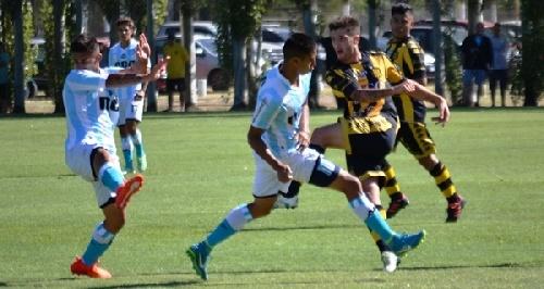 Afa - Reserva - Olimpo cayó ante Racing Club - Ramiro Sánchez ingresó en el complemento.