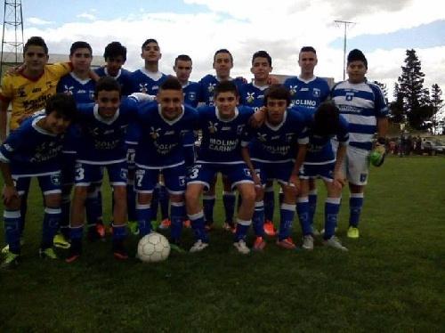LRF Inferiores - Rácing de Carhué, campeón en sexta división.