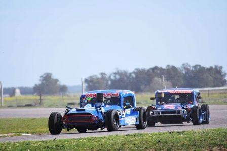 Tc Del 40 Sudeste - Ruben Guarino finalizó 2° en la 1ra final en San Cayetano.