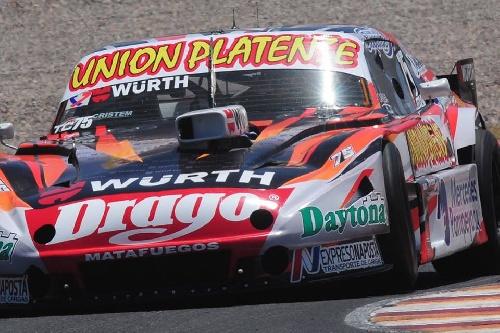 Turismo Carretera - Alaux tuvo una notoria mejora en la clasificación en San Juan.