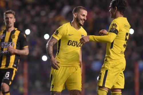 AFA - 1ra División - Boca superó categoricamente a Olimpo en el comienzo de la Super Liga.