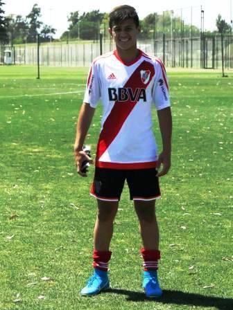 Afa - Inferiores - Con un gol de Gabriel Mercado, River goleó a Aldosivi en 8va división.