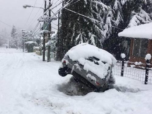 Se enfría el tiempo en Argentina:  regresan nieve, heladas y lluvias