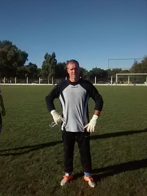 Liga Cultural Tres Lomas - Empate de El Ceibo de Casbas en el debut de Sergio Lavernhe en su arco.