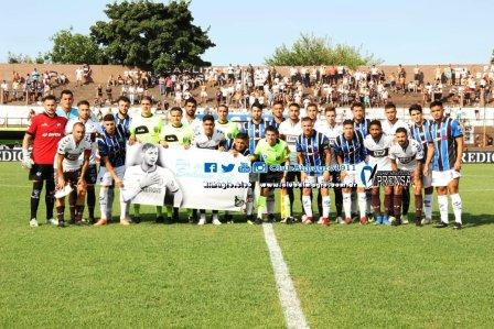 Nacional B - Marcos Litre no sumó minutos con Almagro en cancha de Platense.