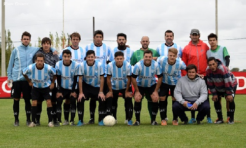 Liga Cultural Pampeana - Argentino, el equipo de Alejandro Gabillondo, empató con Pampero como local-.
